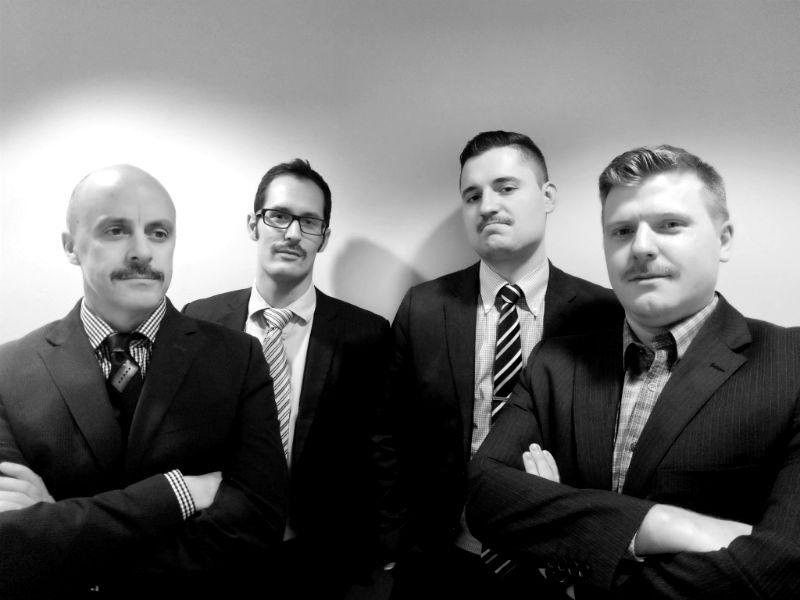 Gentlemen, Put Down Your Razors for Movember!