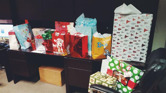 Secret Santa Gift Exchange!