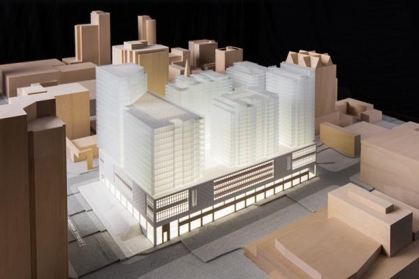 Developer unveils plans for downtown Canada Post