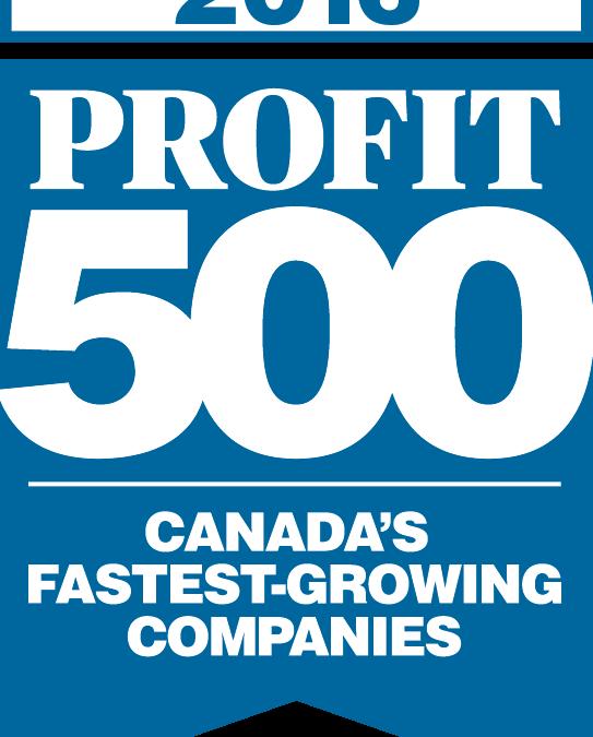 Impact Recruitment Ranks No. 77 on the 2016 PROFIT 500