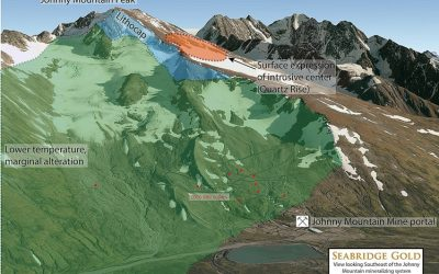 Seabridge Gold, owner of world's largest gold project in northern B.C., discovers another large, untested target