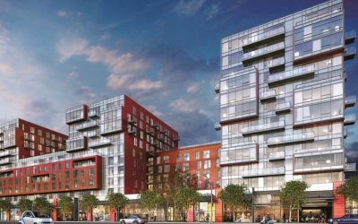 Novel mix of industrial strata and housing may trigger trend