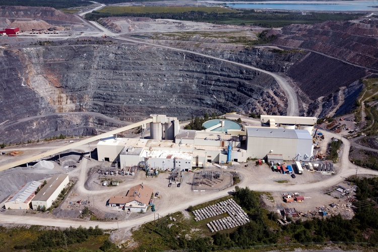 Goldcorp plans to develop first all-electric mine