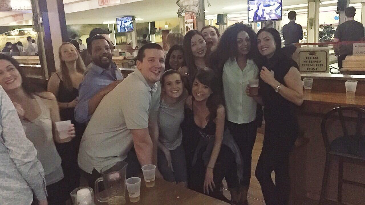 bowl2 - Impact night out: pizza, bowling and beer!