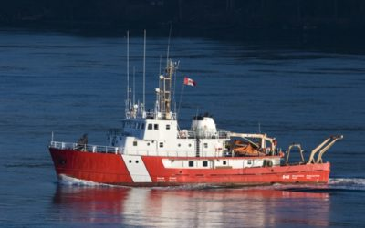 Coast Guard hiring for 150 positions in BC, 500 across Canada