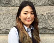 Yoojin - Meet Our Team