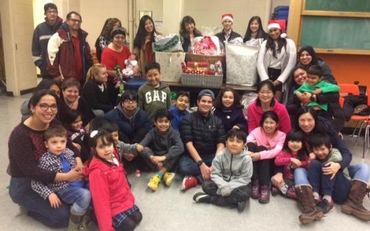 Season of Giving: Impact + CFEC