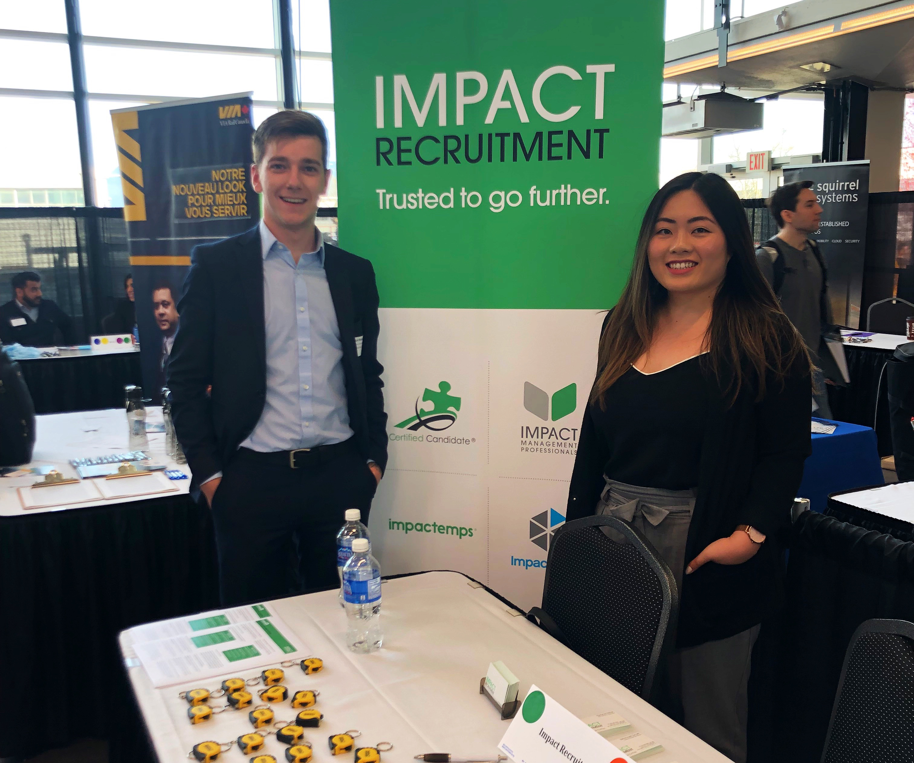 BCITSA 2 - Careers at Impact