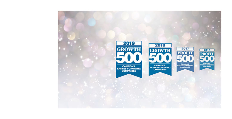 5. Growth 500 Banner tablet - Home