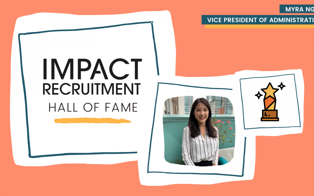 IMPACT Hall of Fame: Myra Nguy – VP of Administration
