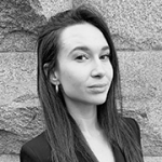Gresa Rugova Profile Photo 1 Headshot 150x150 - IT Division | IT Recruitment and Information Technology Project Staffing